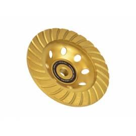 Disque HEIDMANN diamanté à meuler le béton simple piste Ø125 mm - M14